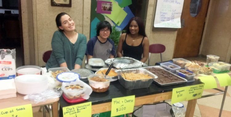 ESA Students Fundraise for Hurricane Relief