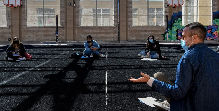 ESA's Outdoor Learning Featured on NYTimes